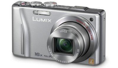 Panasonic Lumix DMC-TZ20 stříbrný