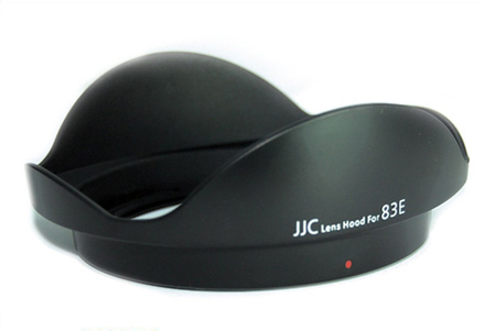 JJC sluneční clona EW-83E (LH-83E)