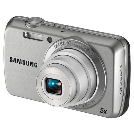 Samsung PL20 stříbrný
