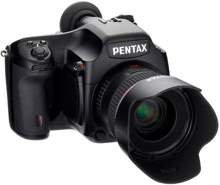 Pentax 645D + D FA 645 55mm f/2,8 SDM AW