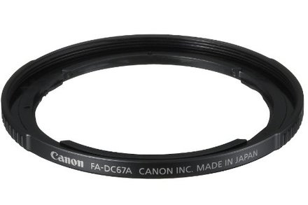Canon adaptér na filtr FA-DC67A