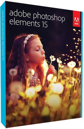 Adobe Photoshop Elements 15 WIN CZ FULL Box