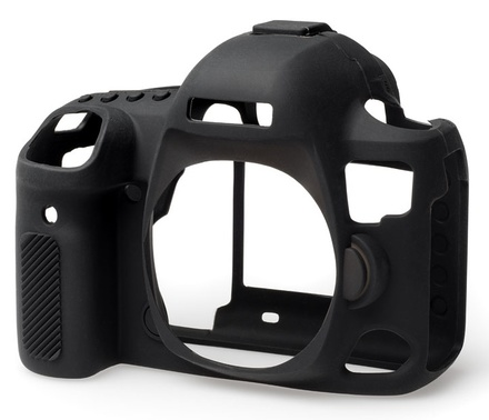 EasyCover silikonové pouzdro pro Canon 5D Mark IV černé