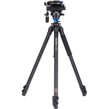 Benro Single Leg  A2573 + FS6 video hlava