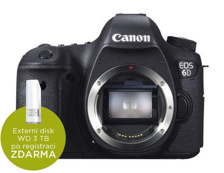 Canon EOS 6D + 17-40 mm f/4,0