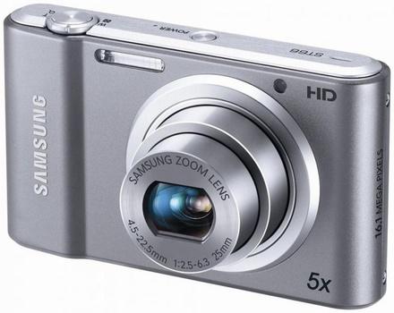 Samsung ST66 stříbrný