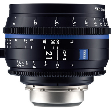 Zeiss Compact Prime CP.3 T* 21mm f/2,9 pro Canon