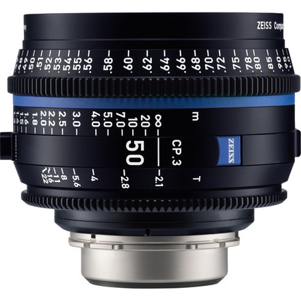 Zeiss Compact Prime CP.3 T* 50mm f/2,1 pro Sony