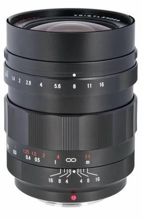 Voigtlander Nokton 17,5mm f/0,95 pro micro 4/3 (Olympus/Panasonic)