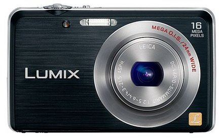 Panasonic Lumix DMC-FS45 černý