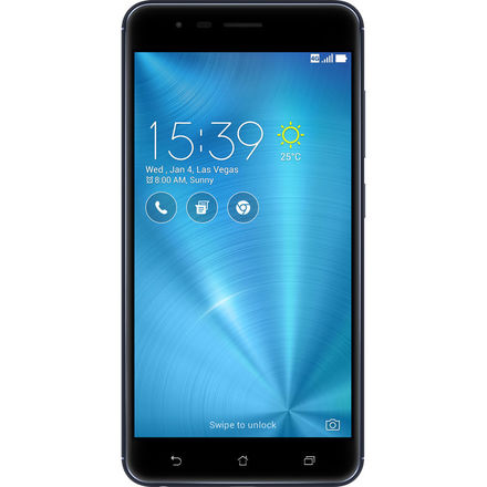 Asus Zenfone 3 Zoom ZE553KL LTE 64GB Dual SIM černý