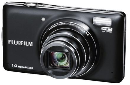 Fuji FinePix T350 černý