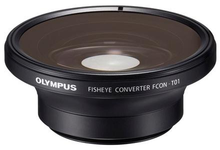 Olympus rybí oko předsádka FCON-T01