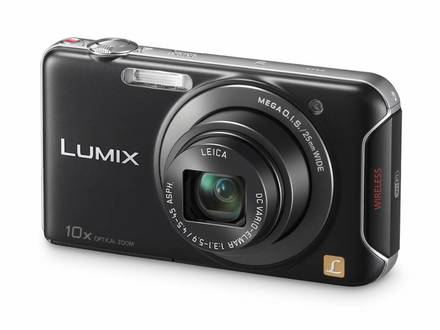 Panasonic Lumix DMC-SZ5 černý