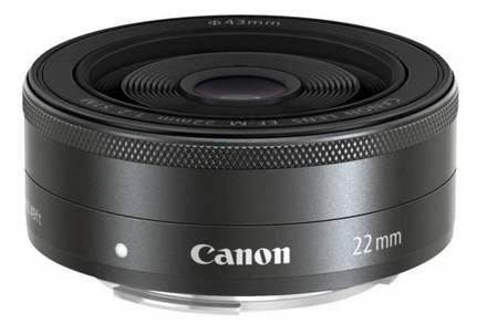 Canon EF-M 22 mm f/2,0 STM