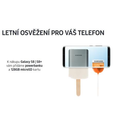 PowerBanka a 128GB microSD karta v hodnotě 3499 Kč!