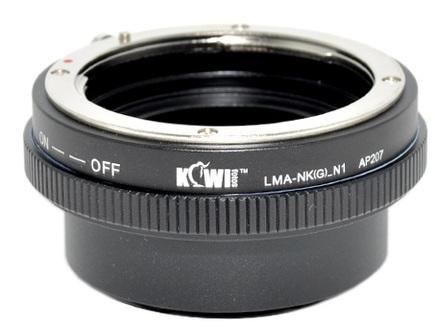 JJC adaptér z Nikon G na Nikon 1
