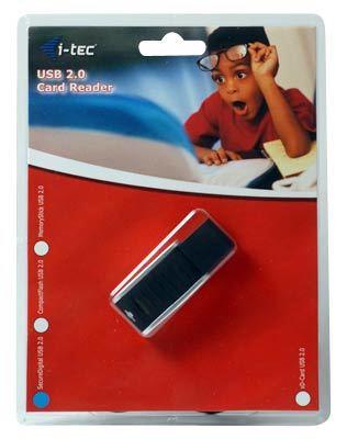 iTec USB 2.0 MS key Reader/Writer