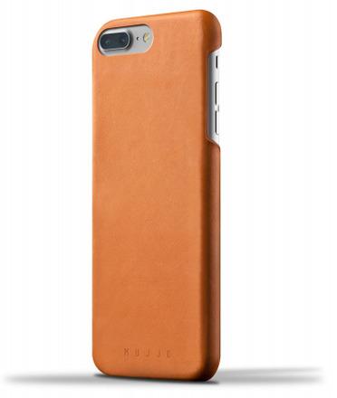 Mujjo kožené pouzdro (celotělové) pro iPhone 8 Plus/7 Plus