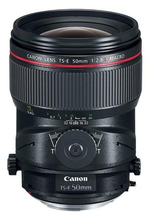 Canon TS-E 50mm f/2,8 L Macro