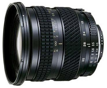 Tokina AF 19-35 mm F 3,5-4,5 pro Canon