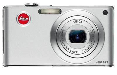 Leica C-LUX2 stříbrný