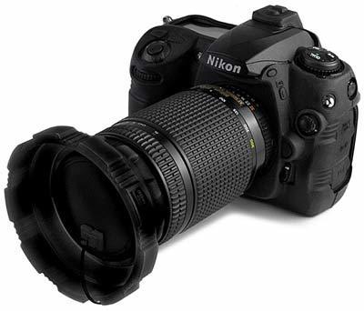 Made Camera Armor Nikon D200
