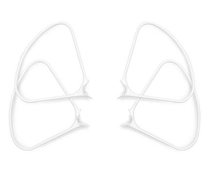 DJI ochranné oblouky pro Phantom 4 PRO a PRO+ (4ks)