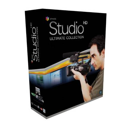 Pinnacle Studio 14 ULTIMATE COLLECTION