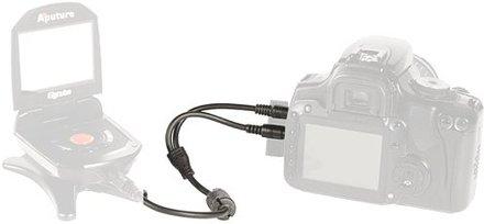 Aputure Gigtube kabel GT3CII pro Canon EOS 5D Mark II