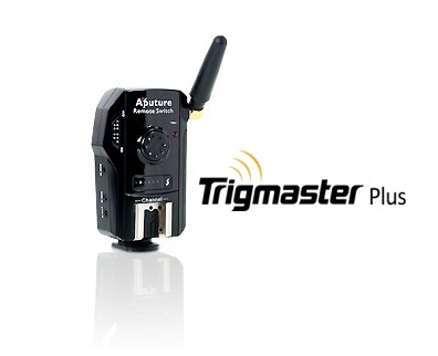 Aputure Trigmaster Plus (2,4GHz) TX3C - dálkový ovladač (Canon)