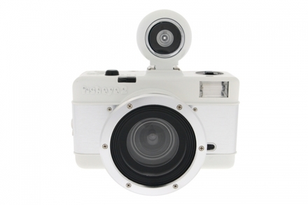 Lomography Fisheye 2 Camera White Knight