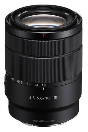 Sony 18-135mm F3.5-5.6 OSS SEL