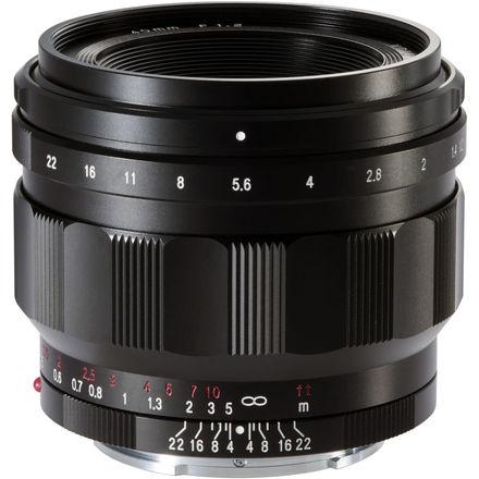 Voigtlander Nokton 40mm f/1,2 ASPH pro Sony E černý