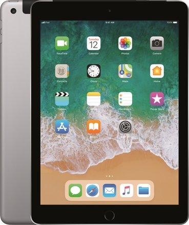 Apple iPad 128GB (2018) WiFi + Cellular