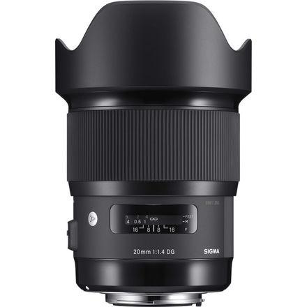 Sigma 20mm f/1,4 DG HSM Art pro Sony E