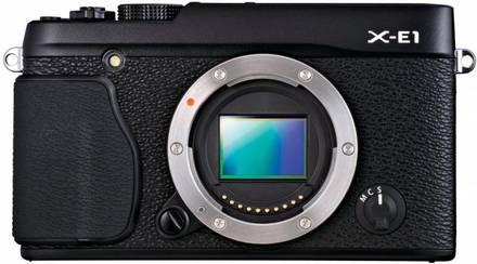 Fujifilm X-E1 tělo