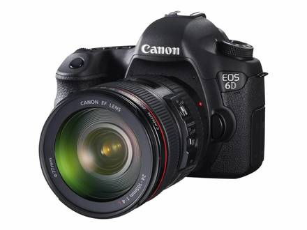 Canon EOS 6D + 24-70 mm f/4,0 L IS USM
