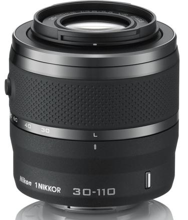Nikon 1 30-110mm f/3,8-5,6 VR černý
