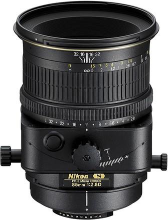 Nikon 45mm f/2,8D ED PC-E Micro