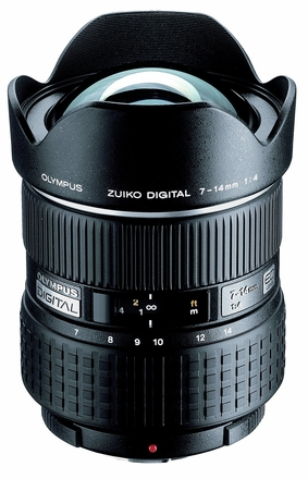 Olympus ZUIKO 7-14mm f/4,0 EZ-P0714