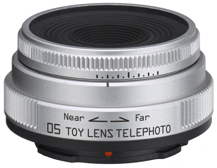 Pentax 18mm f/8,0 Toy Telephoto pro Q bajonet