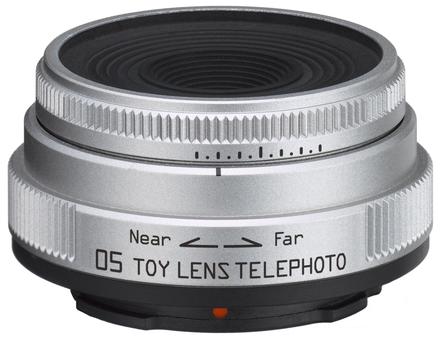 Pentax 18mm f/8,0 Toy Telephoto pro Q bajonet