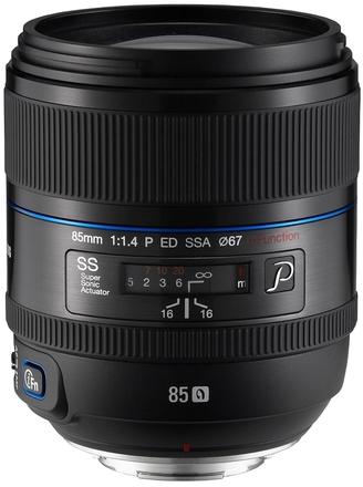 Samsung NX 85mm f/1,4