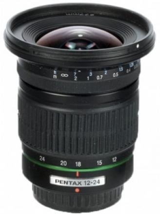Pentax DA Zoom 12-24mm f/4,0 ED AL (IF)