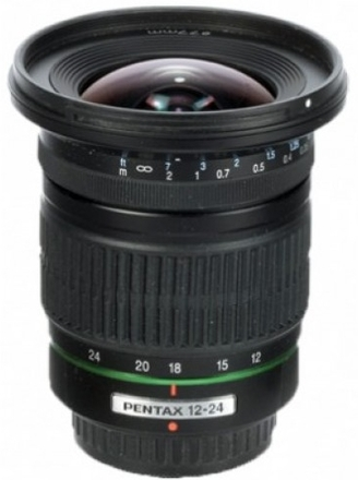 Pentax DA Zoom 12-24 mm f/4,0 ED AL (IF)
