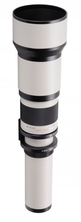 Samyang 650-1300mm f/8-16 Sony NEX