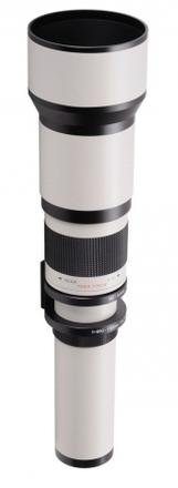 Samyang 650-1300mm f/8-16 Sony NEX