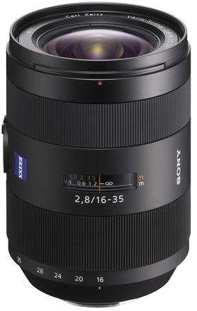 Sony 16-35mm f/2,8 ZA Vario-Sonnar T