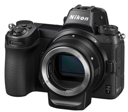 Nikon Z7 + FTZ adaptér - Video kit